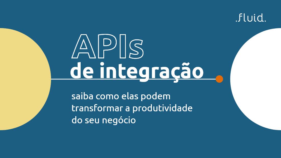 APIs de integração